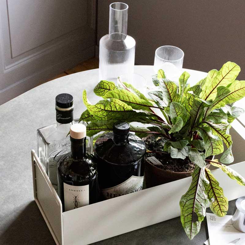 Topp Plant box til bordet fra Ferm Living 🌼 Fantastisk produkt SJ-57