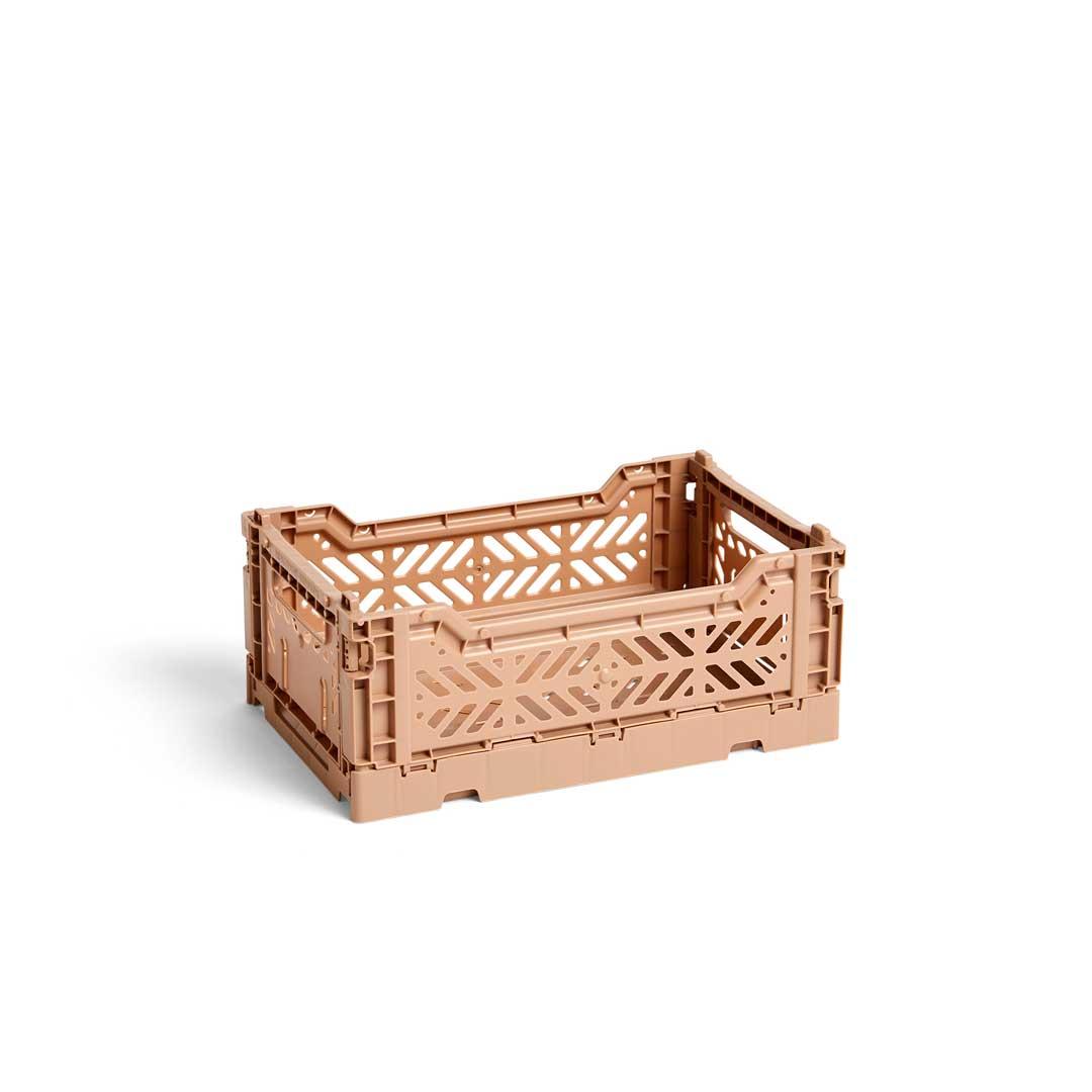 Picture of: Hay Plastikkasser Til Opbevaring Hele Colour Crate Serien