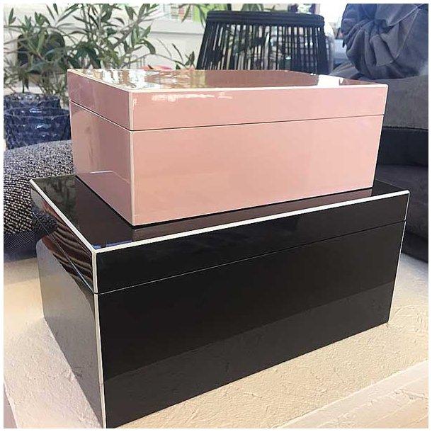 Smykkeskrin - black medium